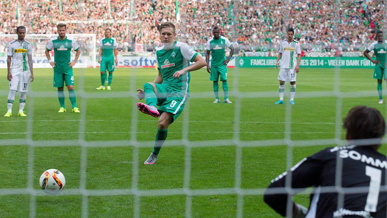 Aron-Johannsson;-Werder-Bremen;-Bundesliga