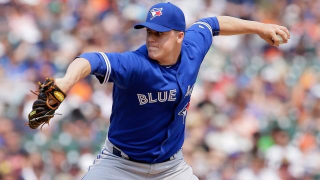 Toronto-Blue-Jays;-Aaron-Loup;-MLB