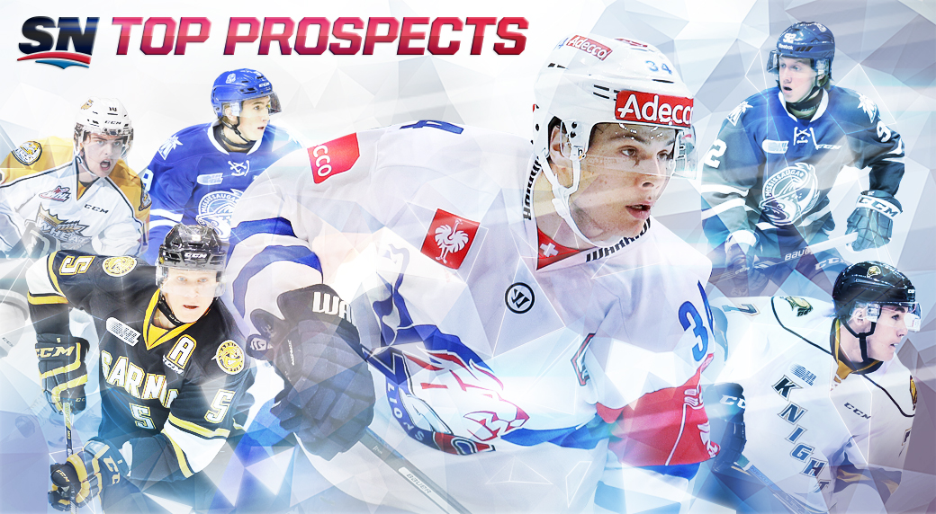 CHL;-2016-NHL-Draft;-Auston-Matthews;-NCAA;-CJHL;-Sportsnet-Top-Prospects;-Damien-Cox;-Rankings