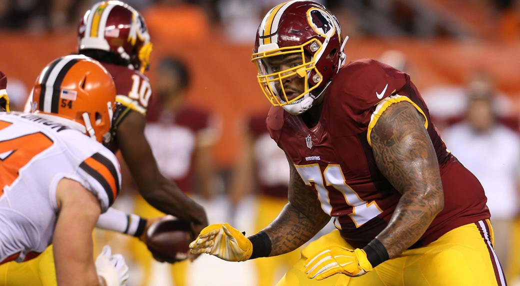 Trent Williams Says Redskins Docs Misdiagnosed His Cancer, I Almost Died