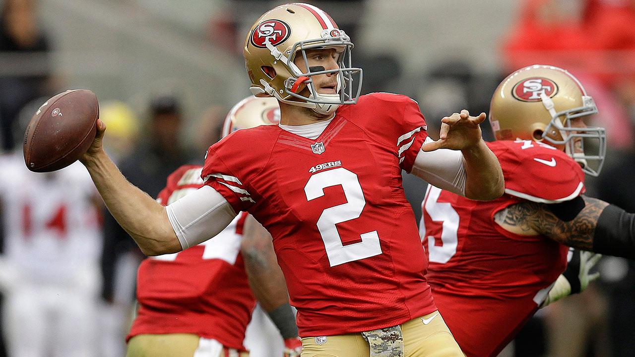 Blaine-Gabbert;-San-Francisco-49ers;-NFL
