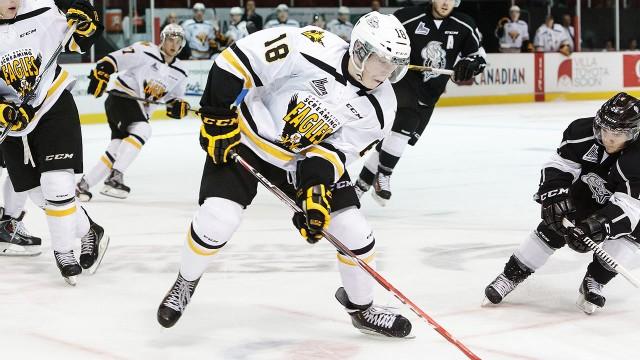 Pierre-Luc-Dubois;-QMJHL;-Cape-Bretton-Screaming-Eagles;-2016-NHL-Draft;-CHL;-QMJHL-Playoffs;-Sportsnet