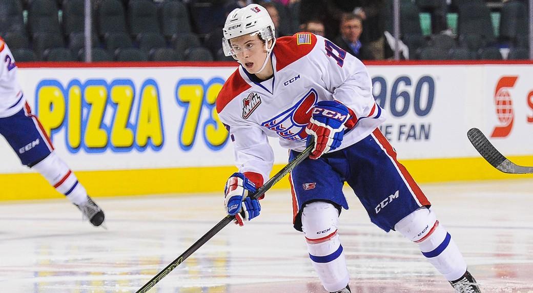WHL;-sportsnet;-Spokane-Chiefs;-2017-NHL-Draft