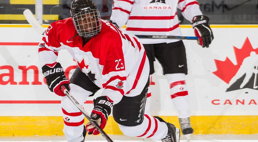 World-Under-17-Hockey-Challenge;-Canada;-Kitchener-Rangers;-OHL