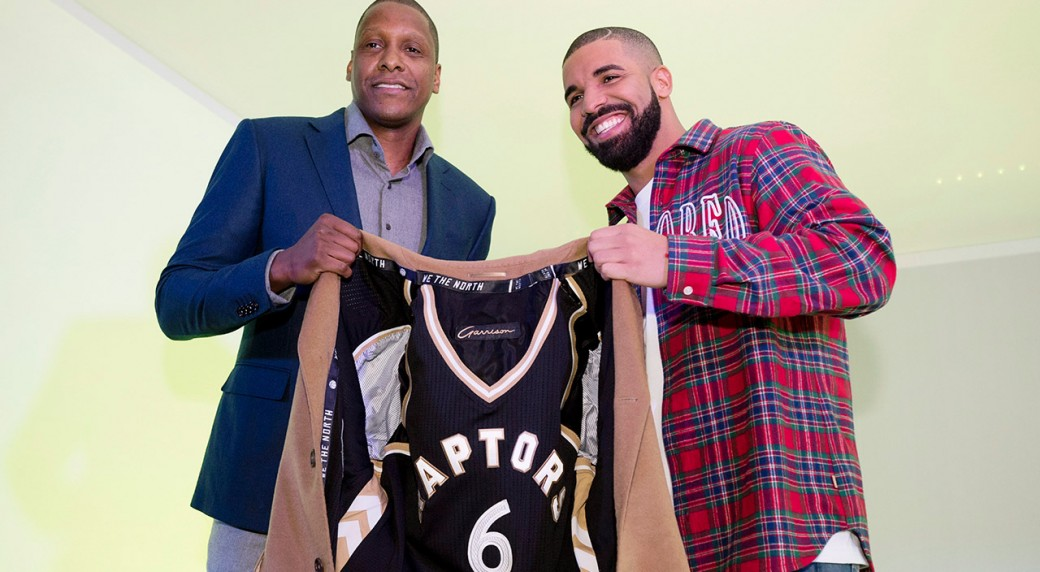 new style 245f6 d76af Drake and Raptors announce Welcome Toronto program ...