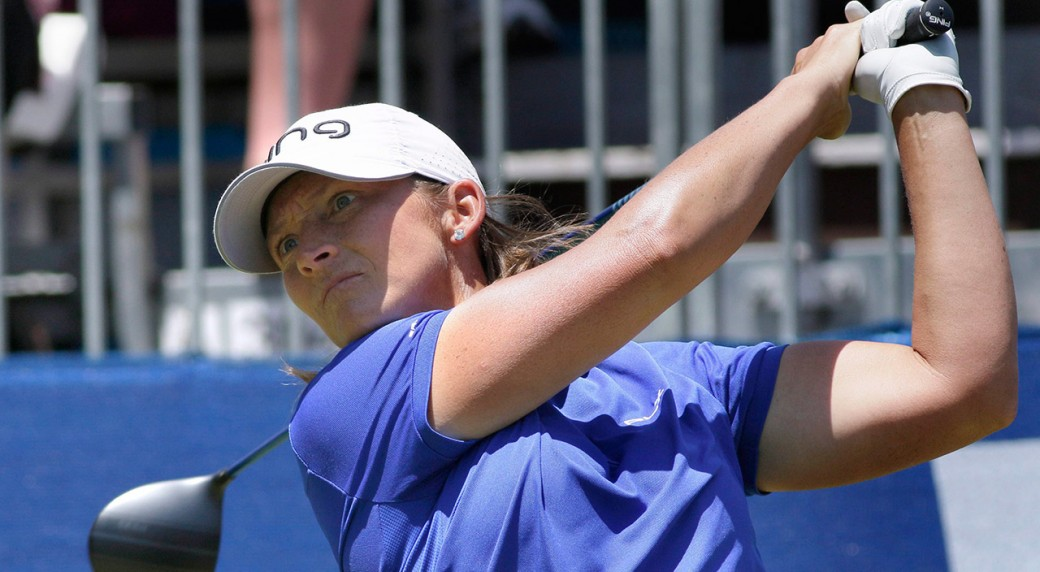 Stanford's late charge brings seventh career LPGA title