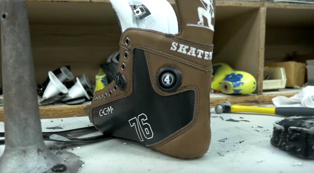 online store d1402 34d5b Subban designs skates for Winter Classic, charity auction ...