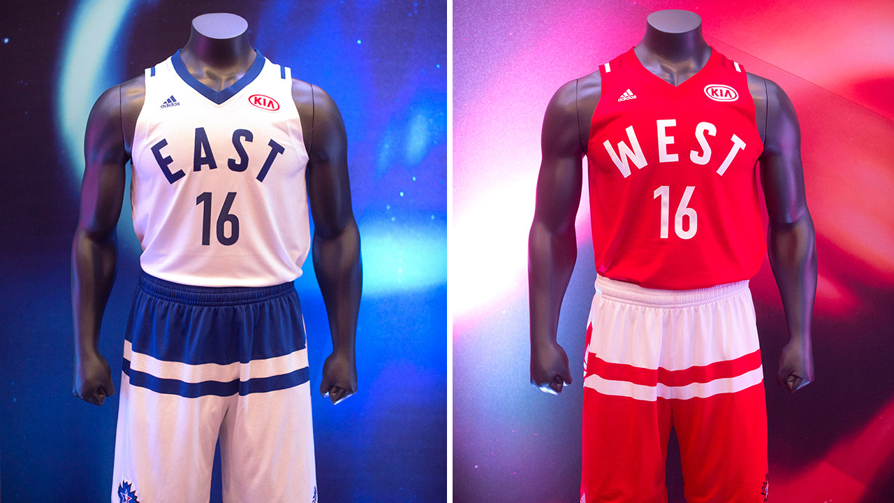032152be NBA reveals jerseys for Toronto All-Star game - Sportsnet.ca