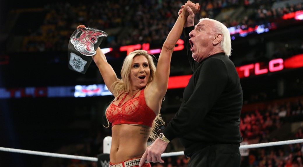 Ric Flair Hints WWE & The Rock Working On His Biopic 3