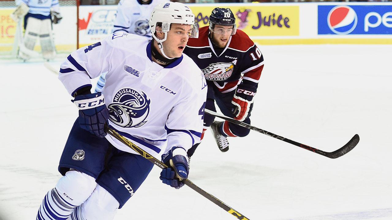 OHL;-CHL;-Mississauga-Steelheads;-2016-NHL-Draft