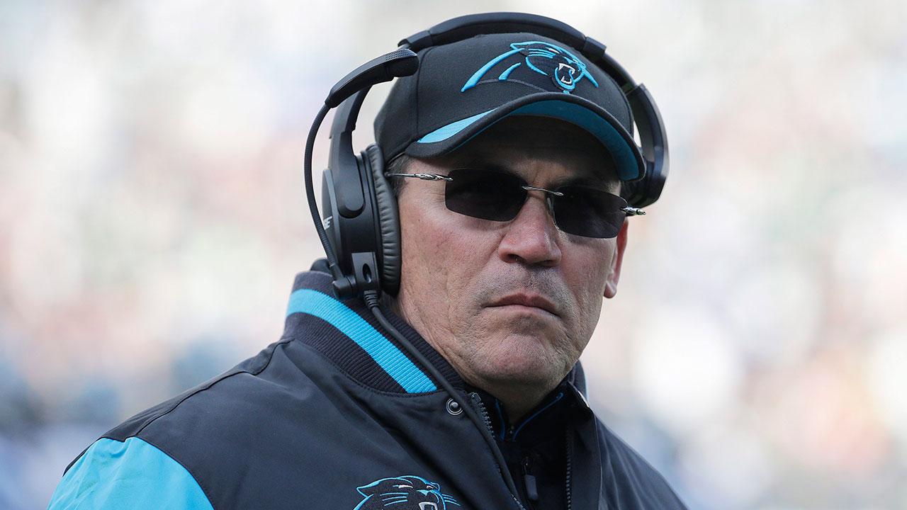 Carolina-Panthers-head-coach-Ron-Rivera