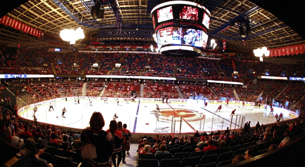 New Arena For Flames An Issue For Team And City Not Olympic Bid Group Sportsnet Ca