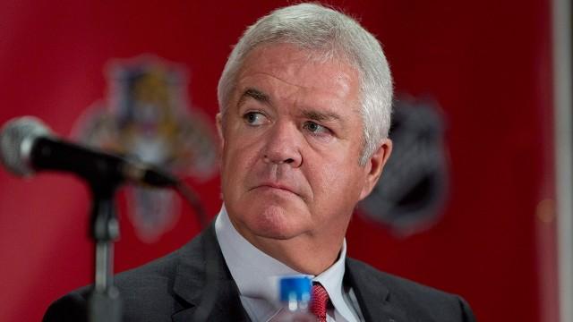 Dale-Tallon;-Florida-Panthers;-NHL