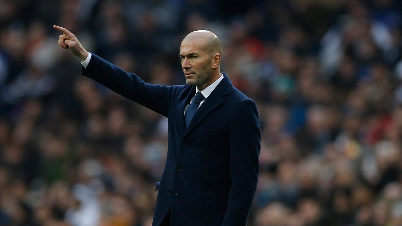 Zinedine-Zidane;-Real-Madrid