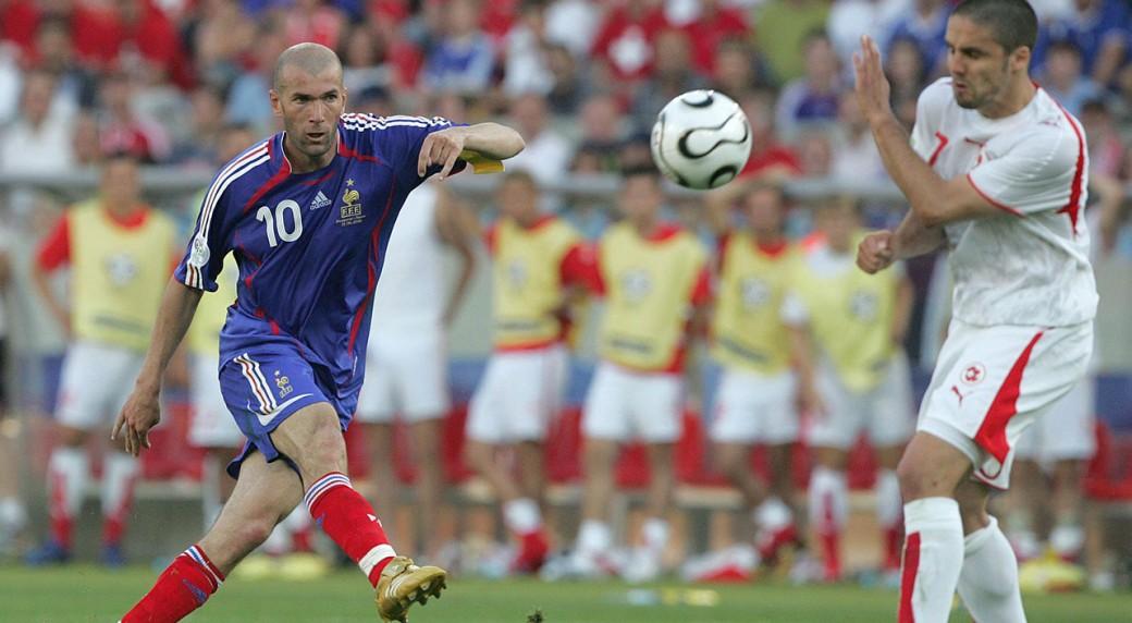 Zinedine-Zidane;-France