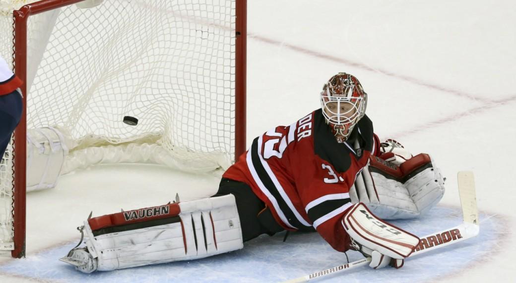 newest 592c8 8da37 Devils place goaltender Cory Schneider on injured reserve ...