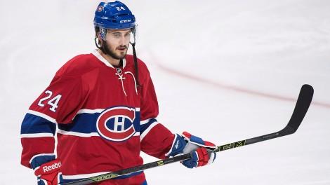 Montreal-Canadiens;-Phillip-Danault;-NHL