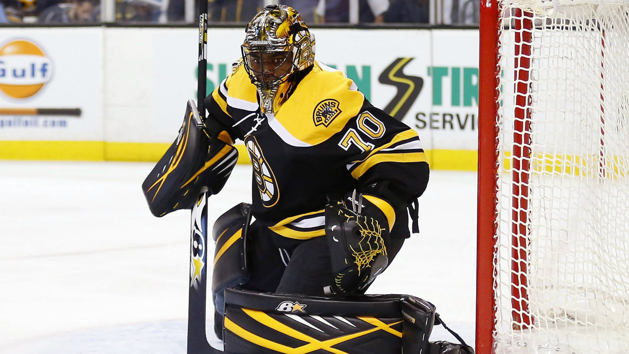 Malcolm Subban In Stable Condition After Taking Puck To Throat