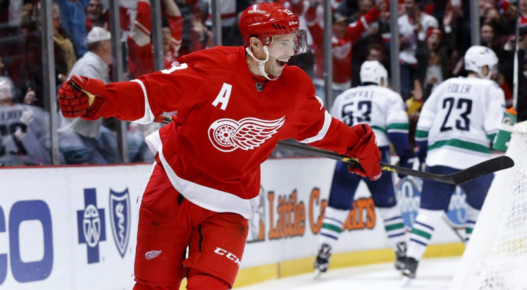 Pavel-Datsyuk-was-drafted-in-the-sixth-round,-so-naturally-you-can-freak-out-over-any-draft-pick-your-team-trades/acquires.-(AP-Photo/Paul-Sancya)