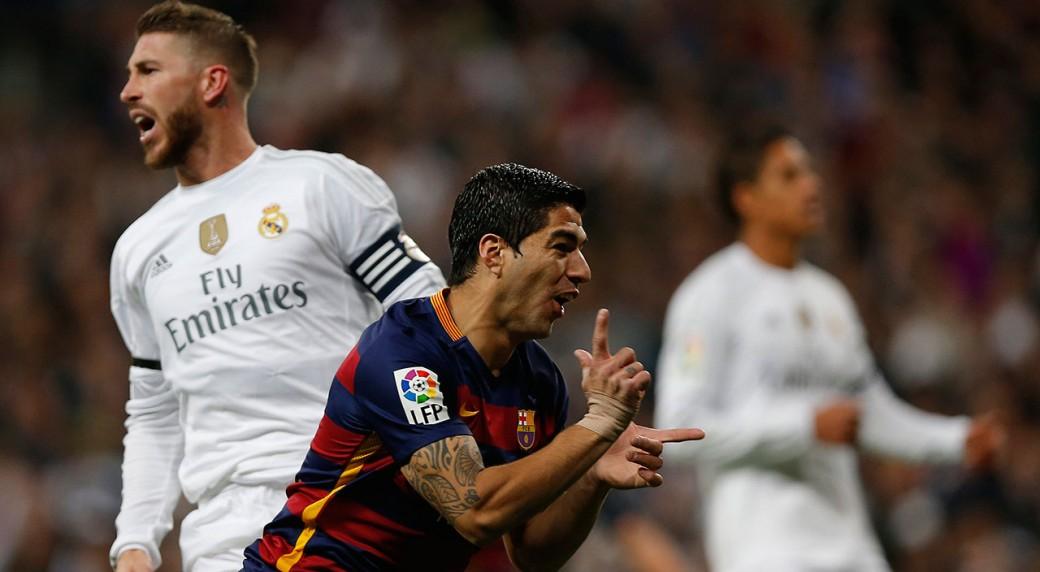 Barcelona;-Real-Madrid