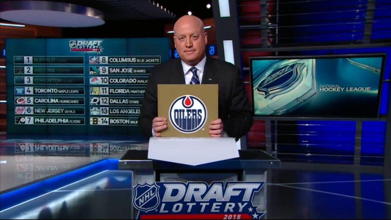 Fan-created NHL draft lottery simulator is simple, brilliant
