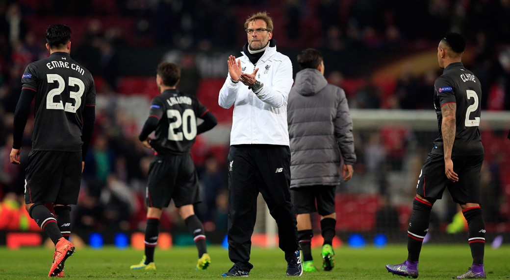 Liverpool;-Jurgen-Klopp;-Europa-League