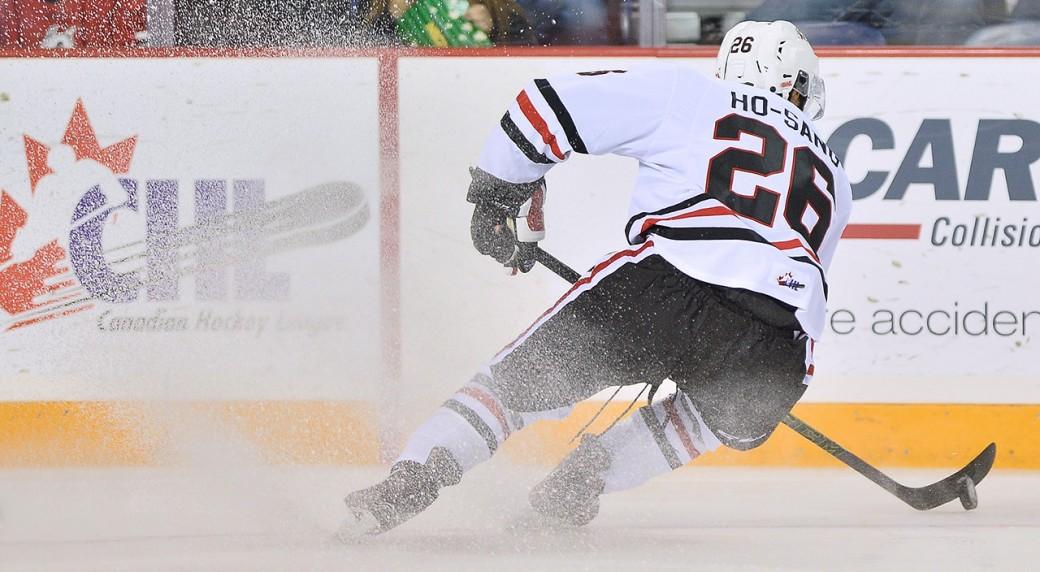 Josh-Ho-Sang;-Niagara-IceDogs;-OHL;-CHL;-OHL-Playoffs;-New-York-Islanders;-2014-NHL-Entry-Draft;-Sportsnet