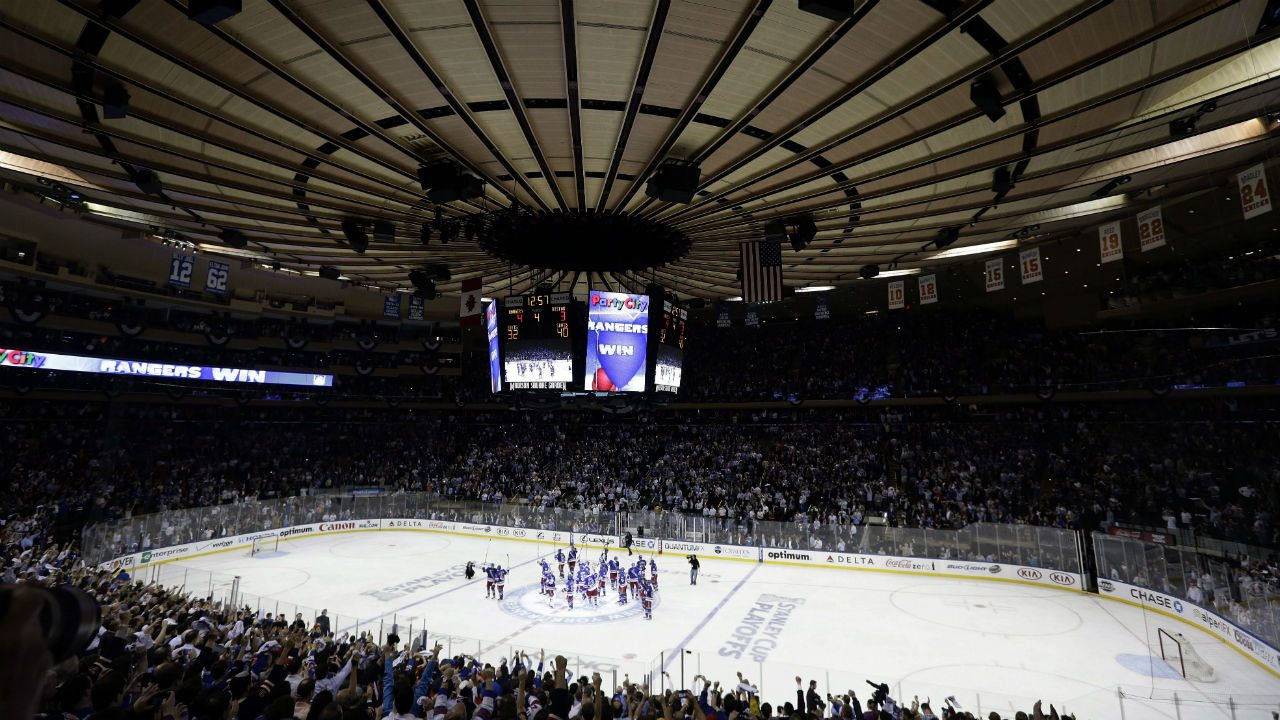 New York State allowing professional sports teams to resume training