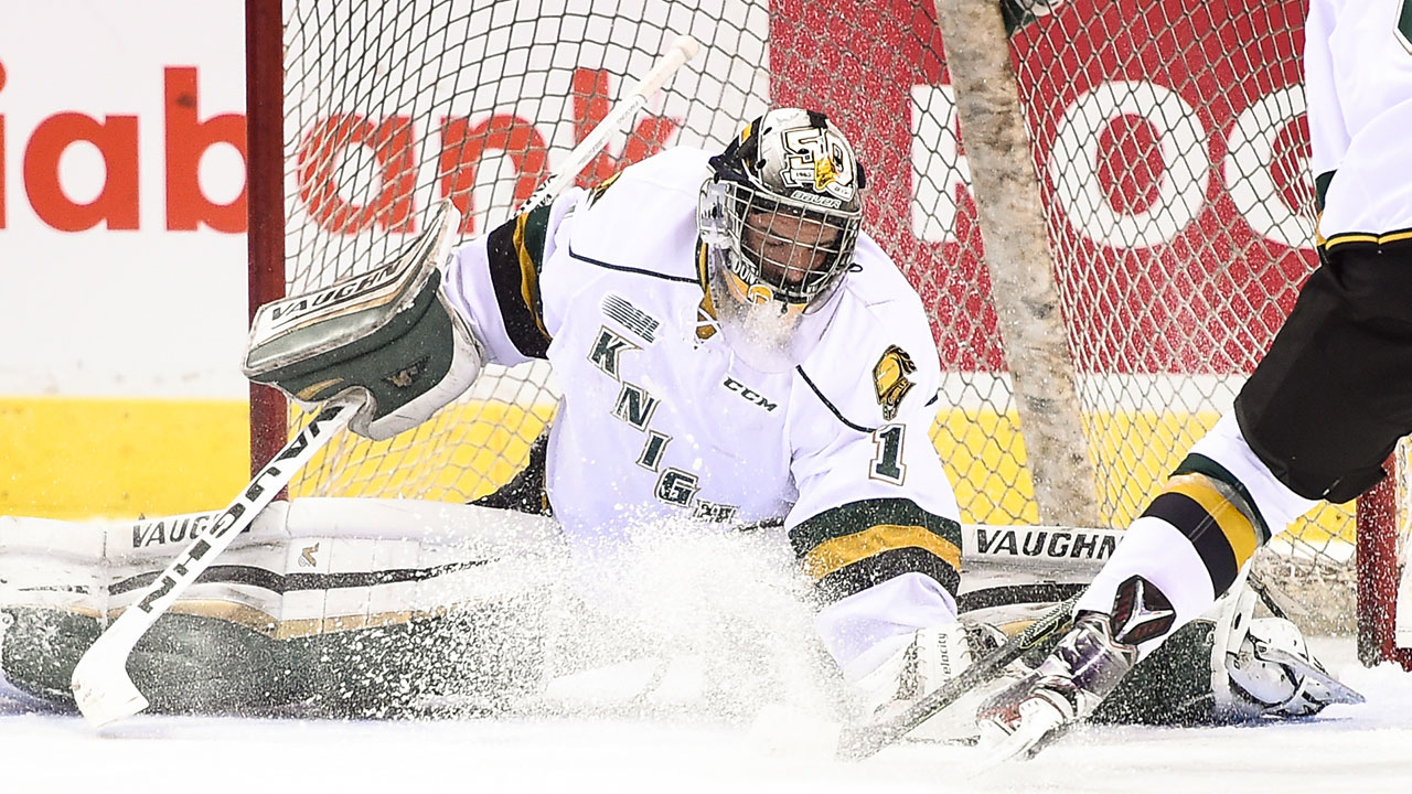 Tyler-Parsons;-London-Knights;-OHL;-CHL;-OHL-Playoffs;-MasterCard-Memorial-Cup;-2016-NHL-Draft;-Calgary-Flames;-Sportsnet