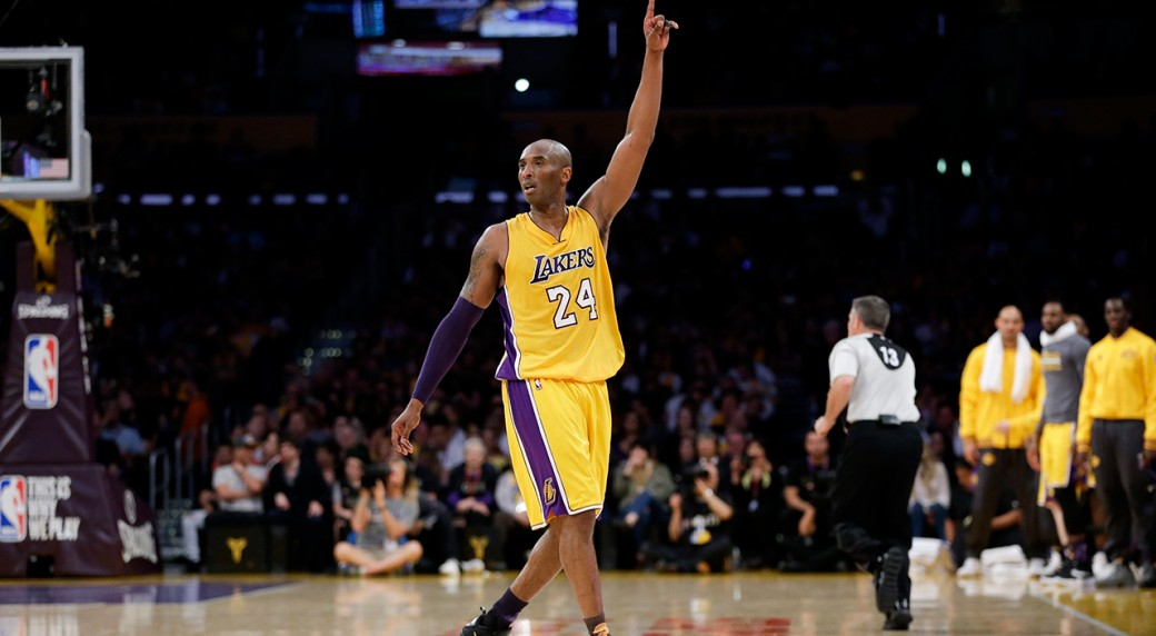 new concept 0ca78 3ee19 By the Numbers: Kobe Bryant dominated, no matter the jersey ...