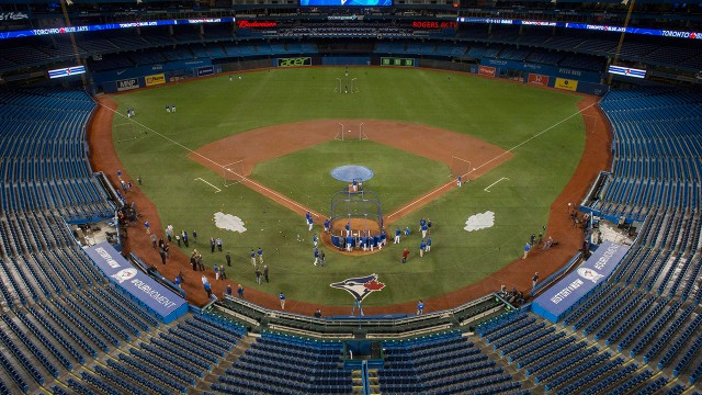 Toronto-Blue-Jays;-Rogers-Centre;-MLB