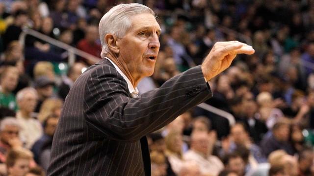 Jerry-Sloan;-Utah-Jazz;-NBA