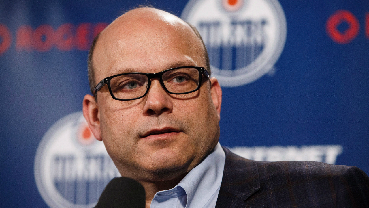 Edmonton-Oilers-general-manager-Peter-Chiarelli-speaks-to-the-media-during-the-Edmonton-Oilers'-end-of-the-year-press-conference-in-Edmonton,-Alta.,-on-Sunday,-April-10,-2016.-THE-CANADIAN-PRESS/Codie-McLachlan