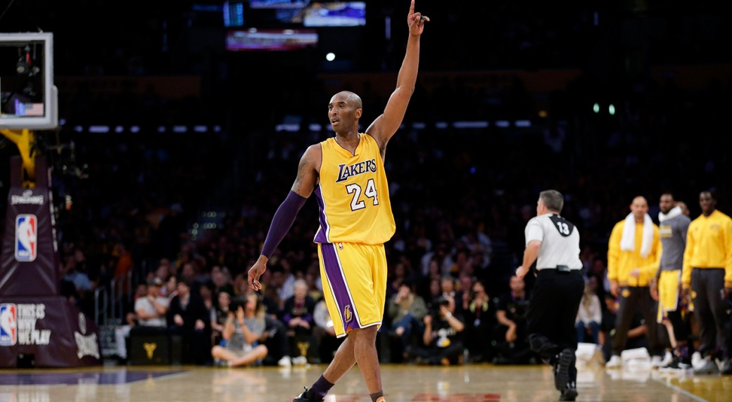 the latest 9d347 0d7c0 Snoop Dogg gives Kobe Bryant a Lakers-themed convertible ...