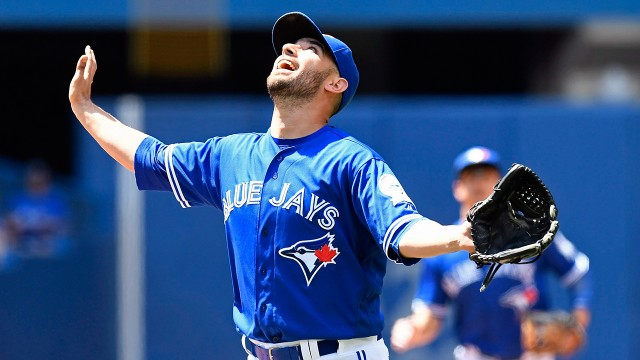 Toronto-Blue-Jays;-Marco-Estrada