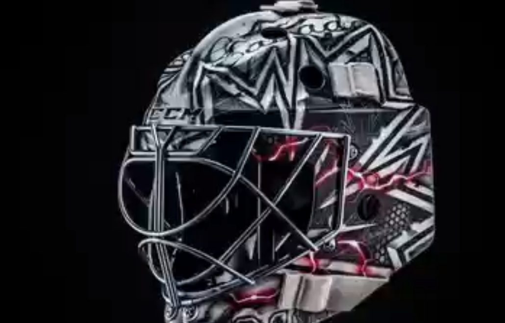 Carey Price Unveils First Team Canada World Cup Mask Sportsnet Ca