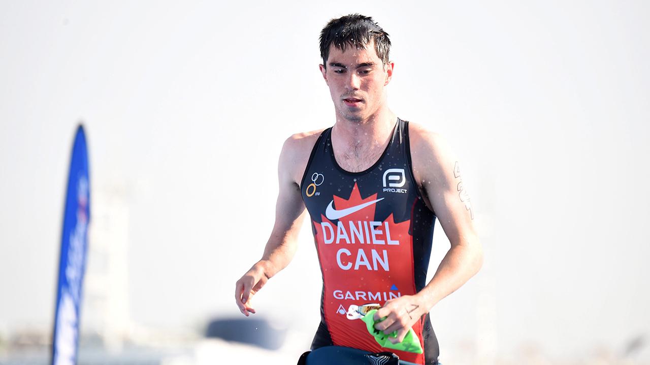 El canadiense Stefan Daniel gana el bronce en triatlón en los Juegos Paralímpicos de Tokio