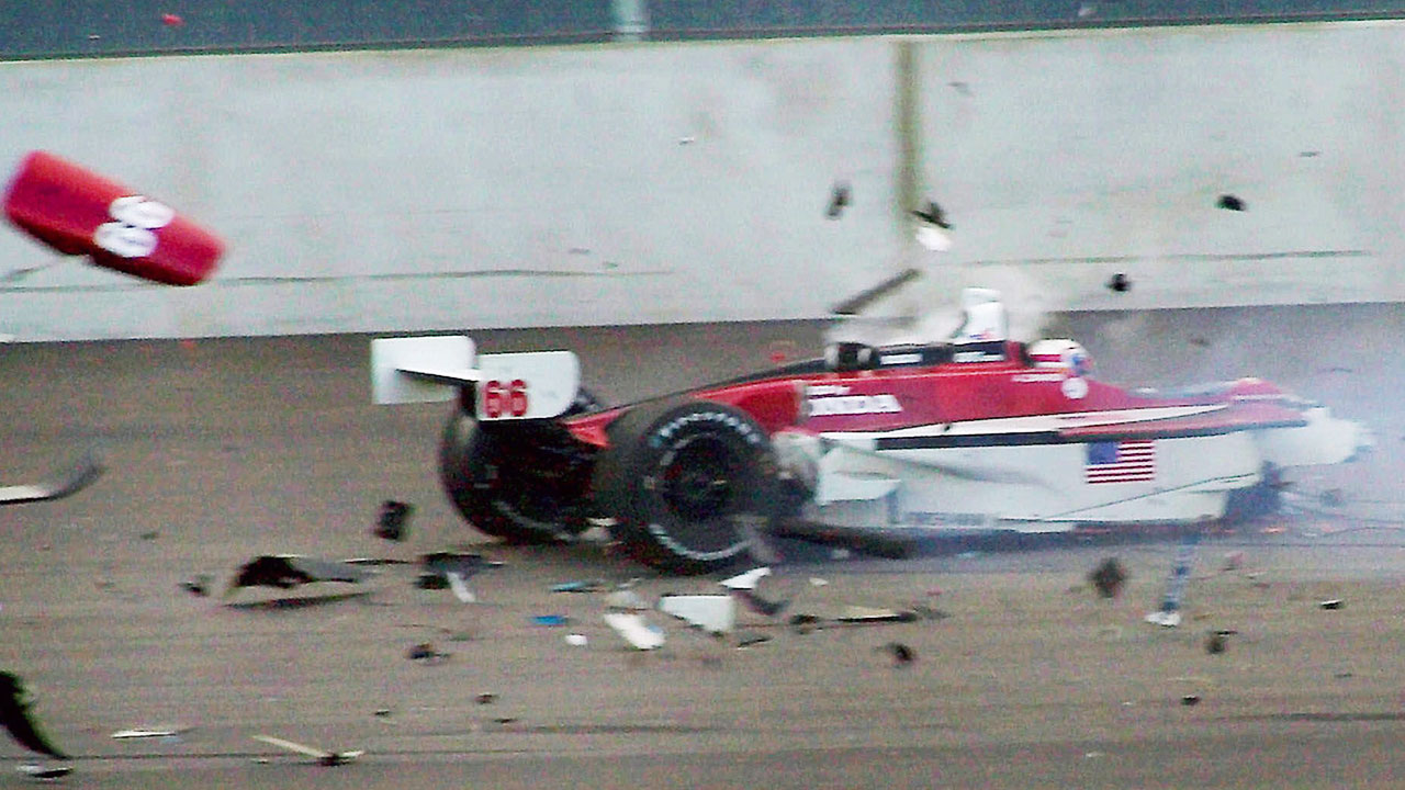 Fifteen years after epic crash, Zanardi still fastest in