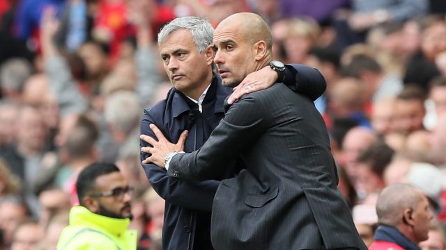 Jose-Mourinho-Pep-Guardiola
