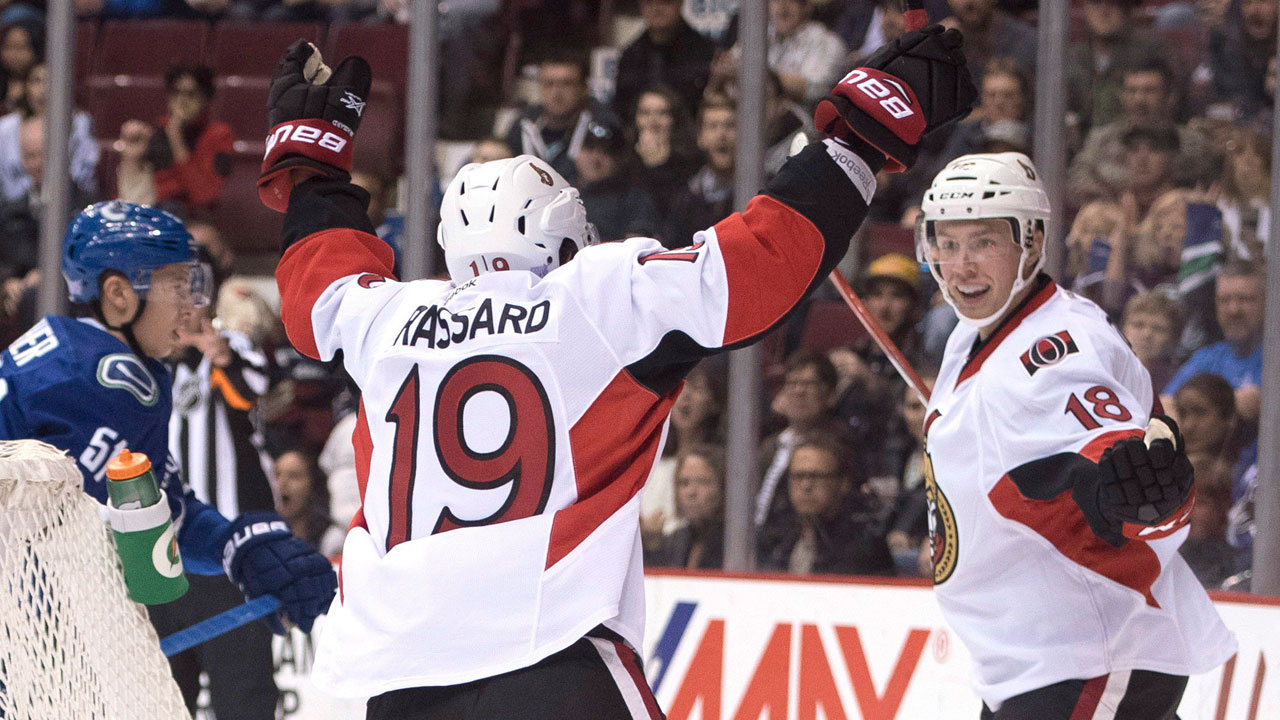 Nhl Fantasy Waiver Wire Pay Attention To Ryan Dzingel Sportsnet Ca