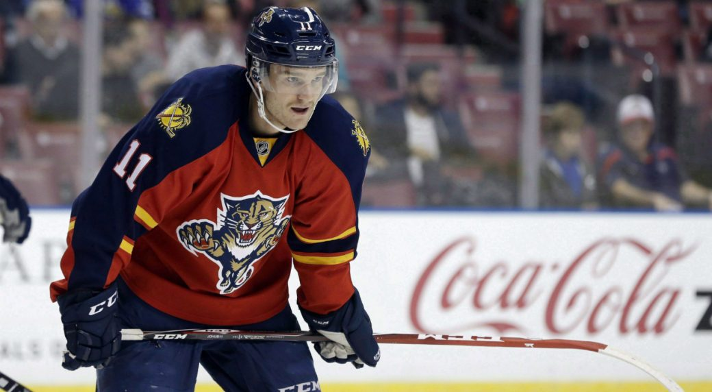 Florida-Panthers-forward-Jonathan-Huberdeau.-Lynne-Sladky-(CP)