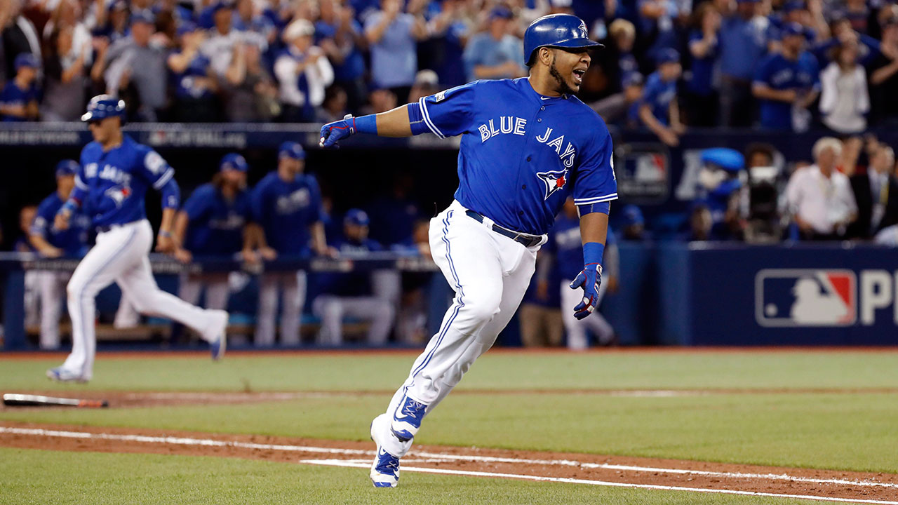 How a Blue Jays reunion with Edwin Encarnacion could benefit young stars