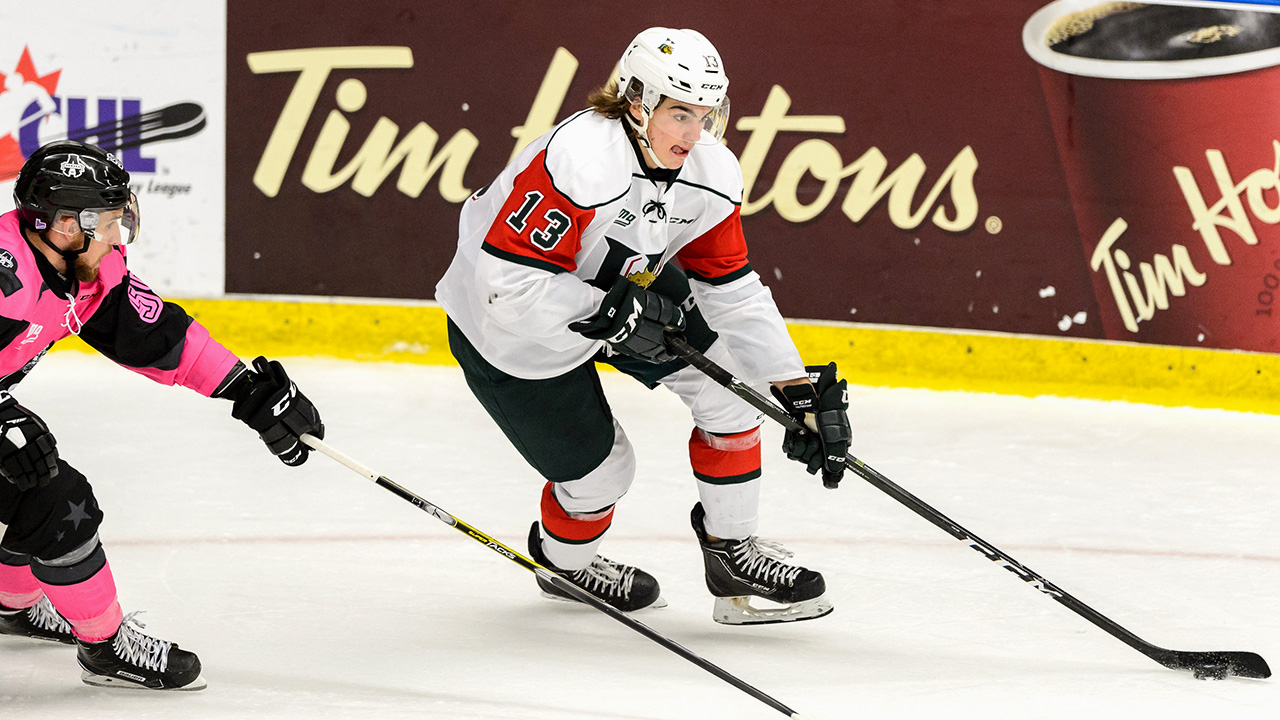 Nico-Hischier;-Halifax-Mooseheads;-QMJHL;-CHL;-2017-NHL-Draft;-Sportsnet