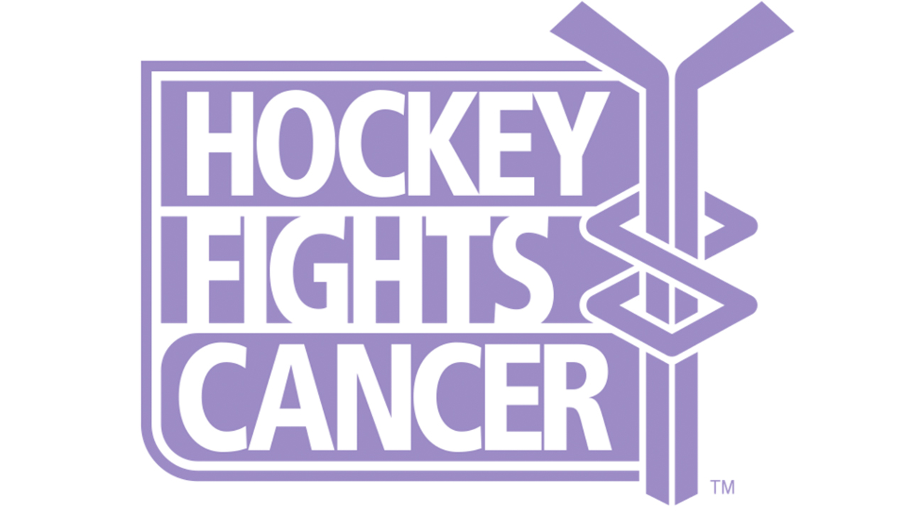 new concept ea7e4 2a8ba How you can get involved in the Hockey Fights Cancer ...