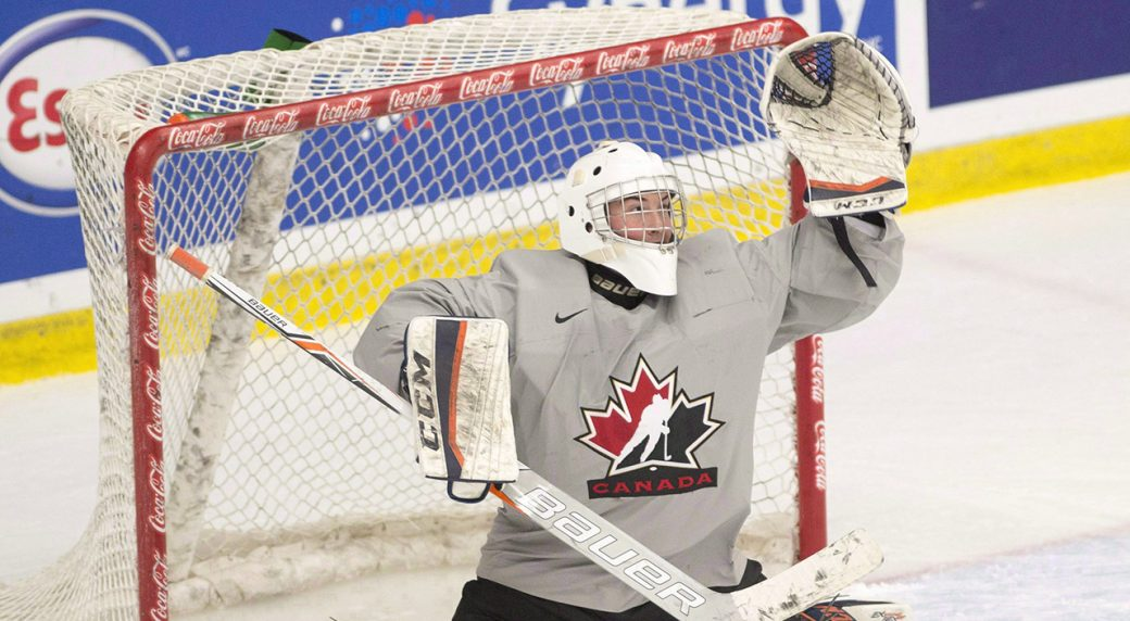 How Chl Can Help Fix Canada S Goalie Development Issues Sportsnet Ca