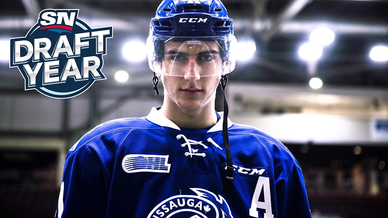 Nic-Hague;-Mississauga-Steelheads;-OHL;-CHL;-2017-NHL-Draft