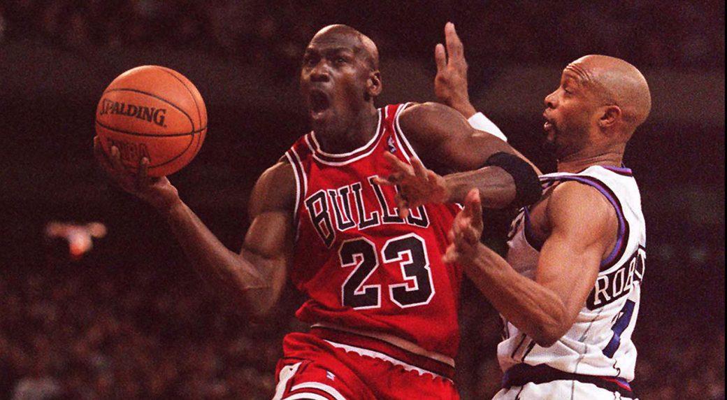 Around mega star Michael Jordan, Bulls