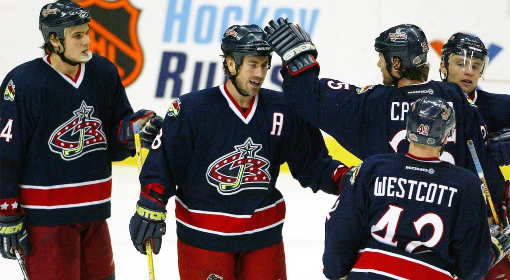 What the Columbus Blue Jackets can teach the Golden Knights - Sportsnet.ca