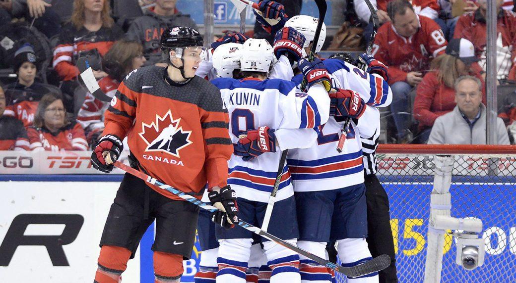 World Junior Hockey Championship Live Canada Vs Usa Sportsnet Ca