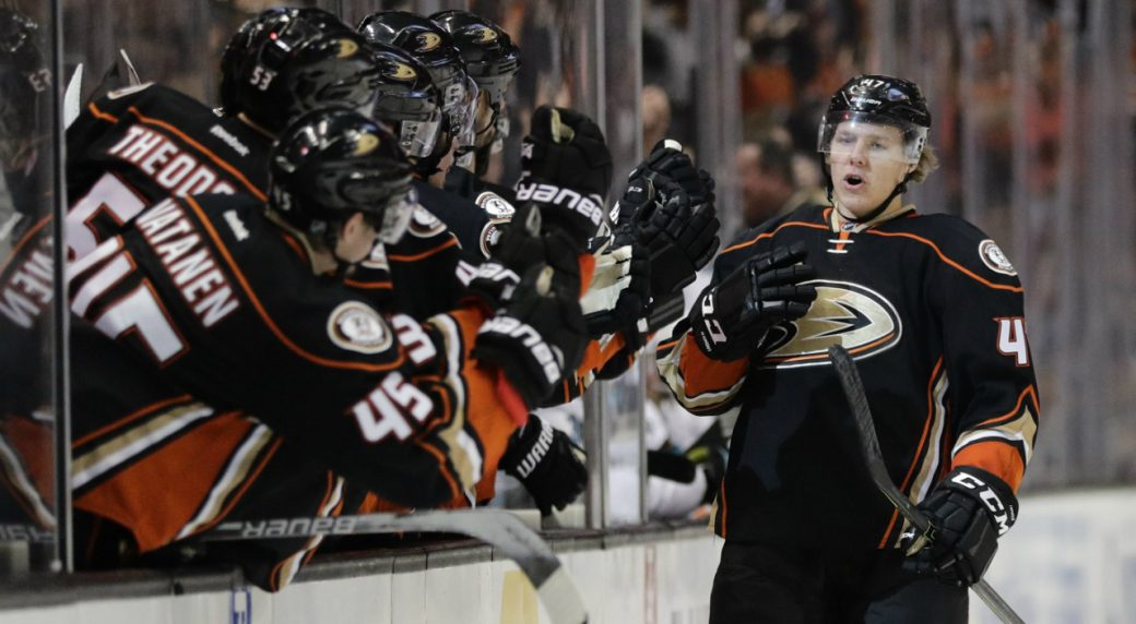 sale retailer a756e 352eb 2018 Stanley Cup Playoff Preview: Anaheim Ducks vs. San Jose ...
